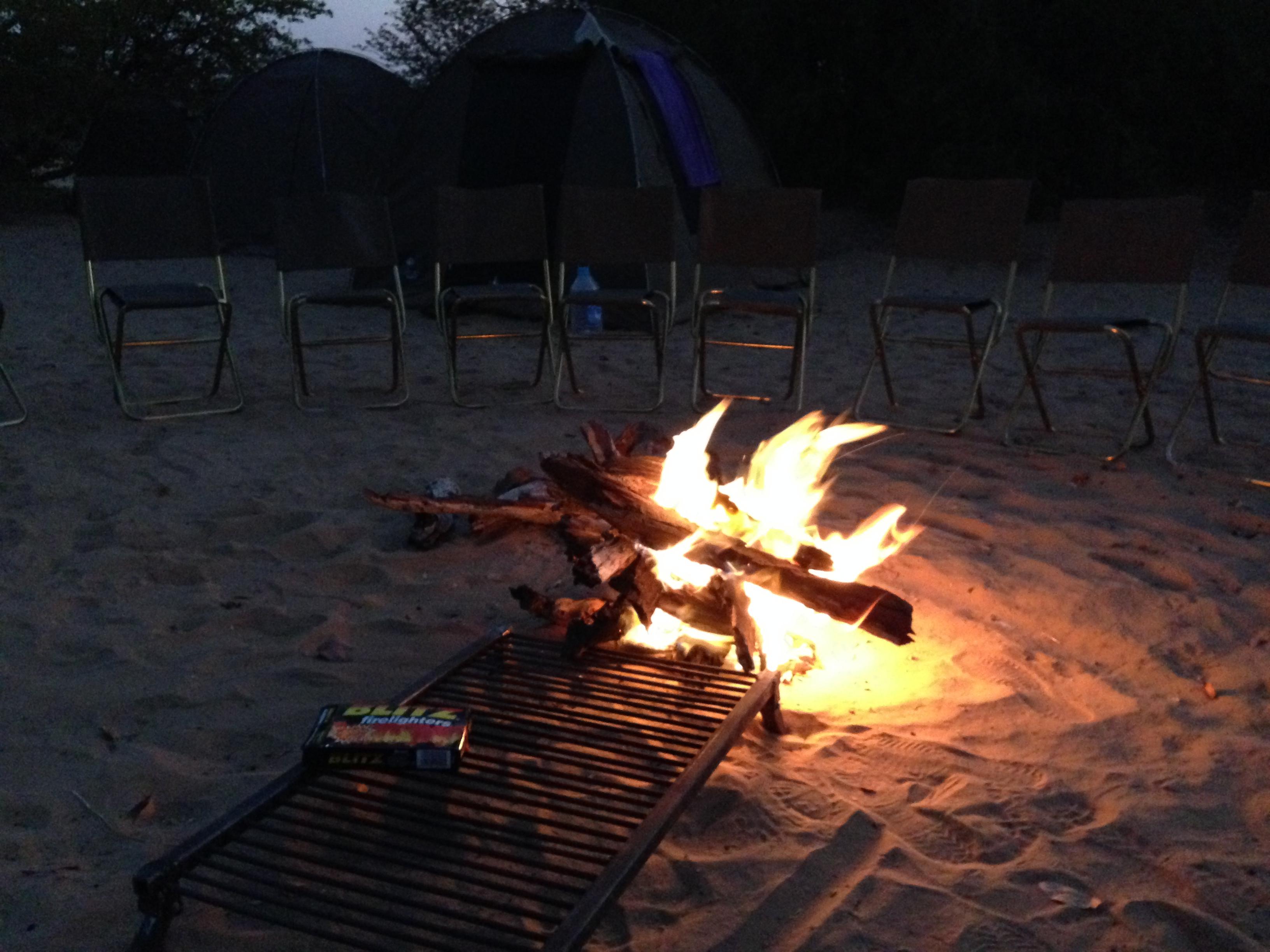 GAdventures Camp Twyfelfontein