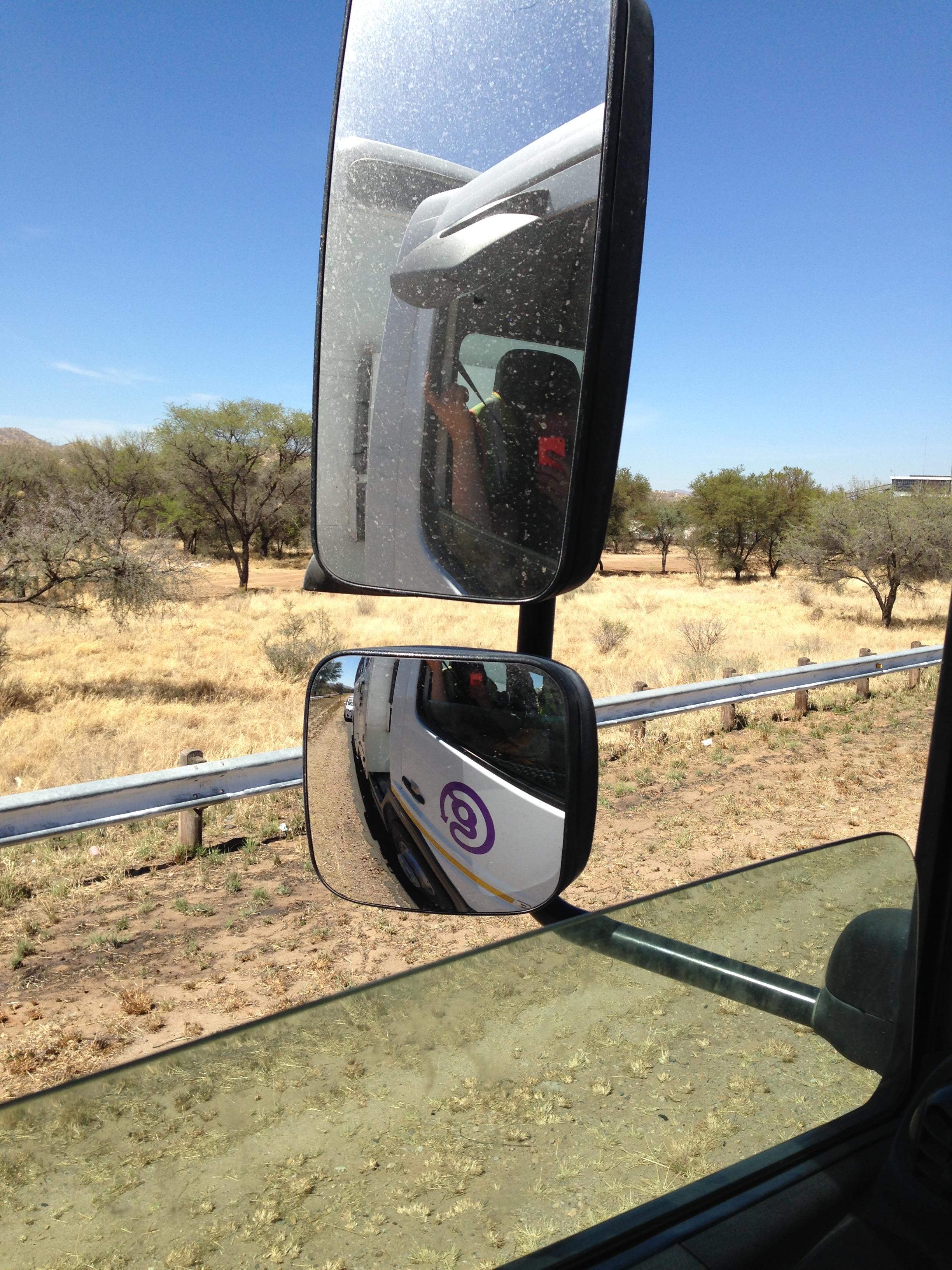 Truck Namibia Windhoek G Adventures