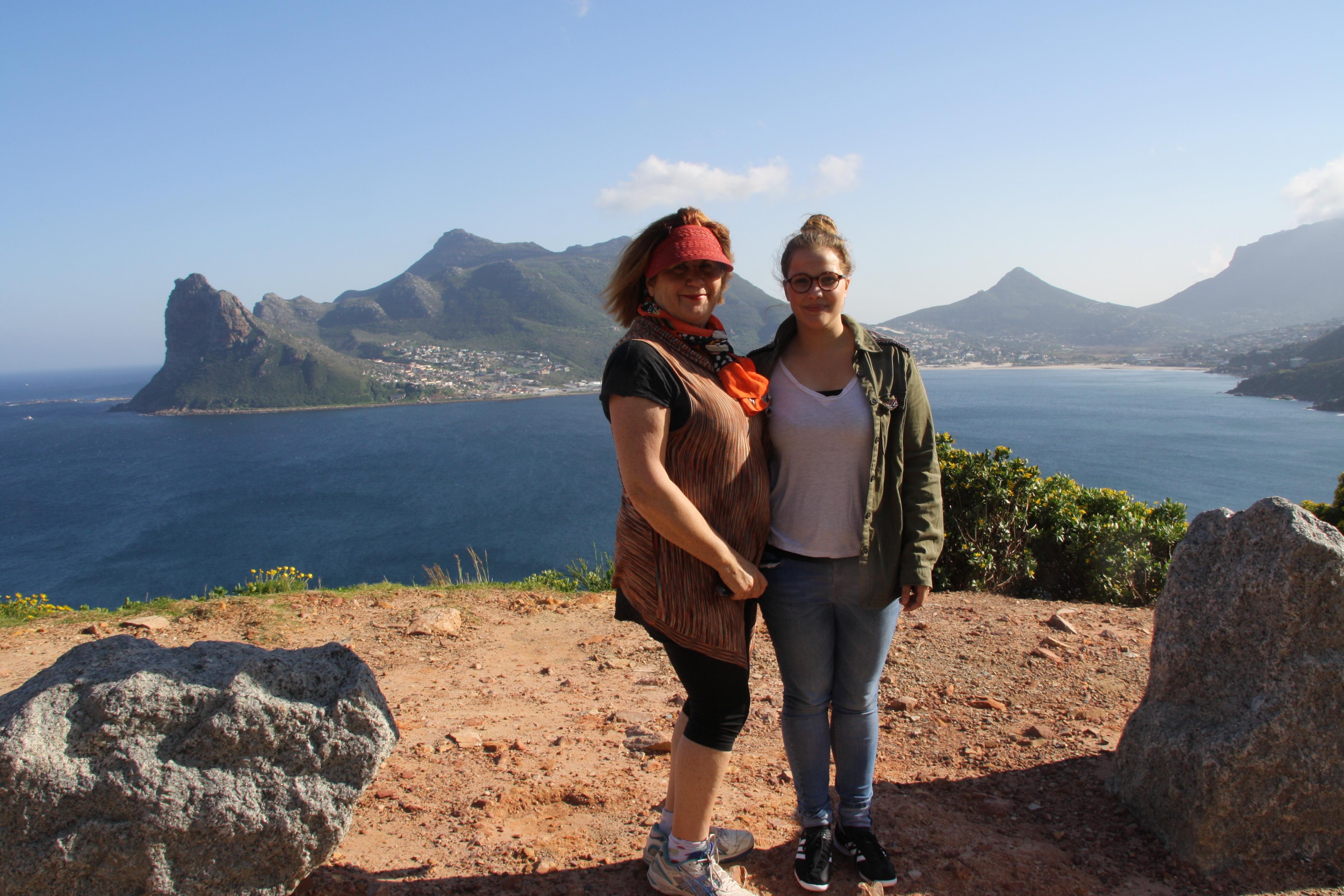 Chapmans Peak Drive Kapstadt Südafrika