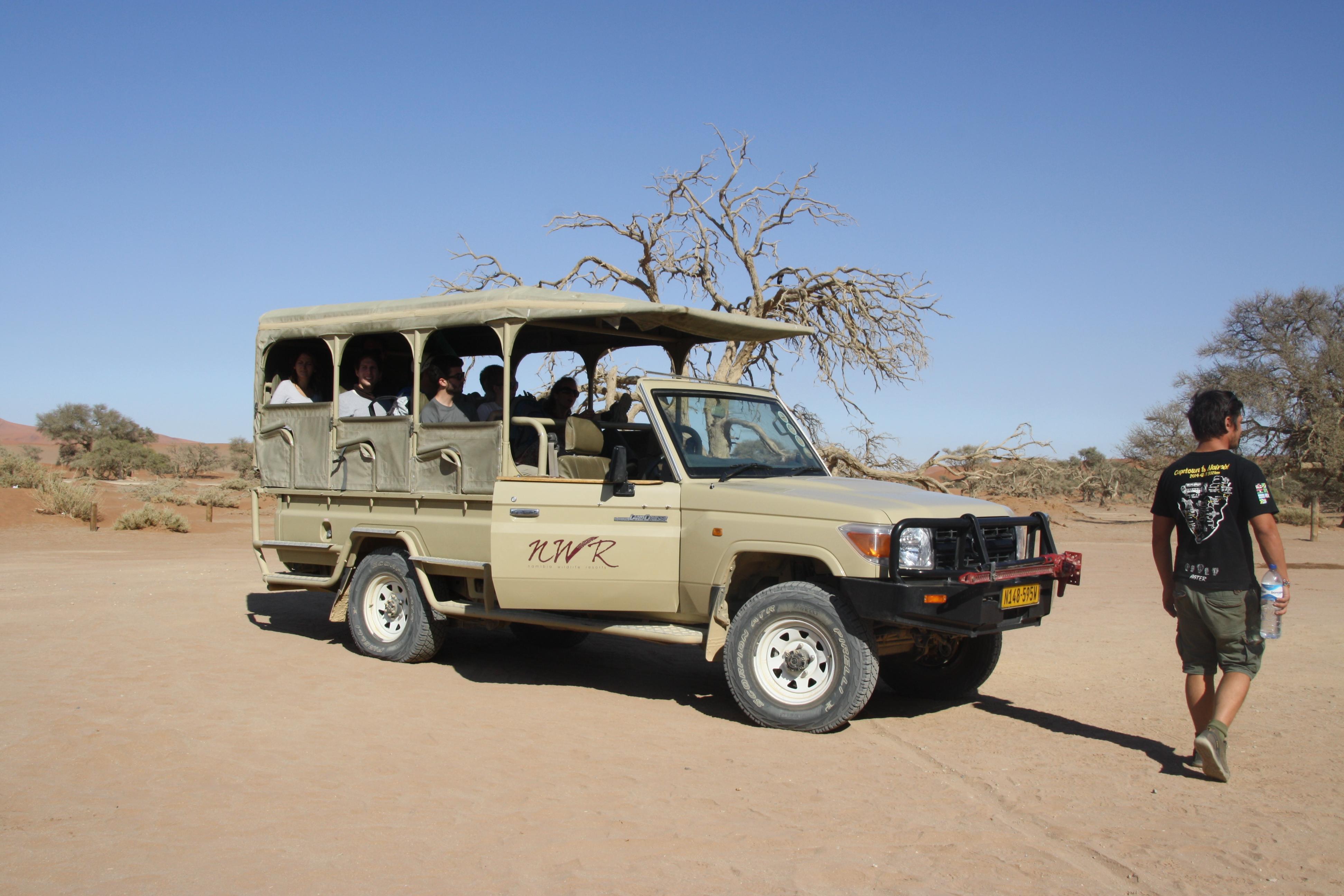 4x4 Auto Sossusvlei Namibia