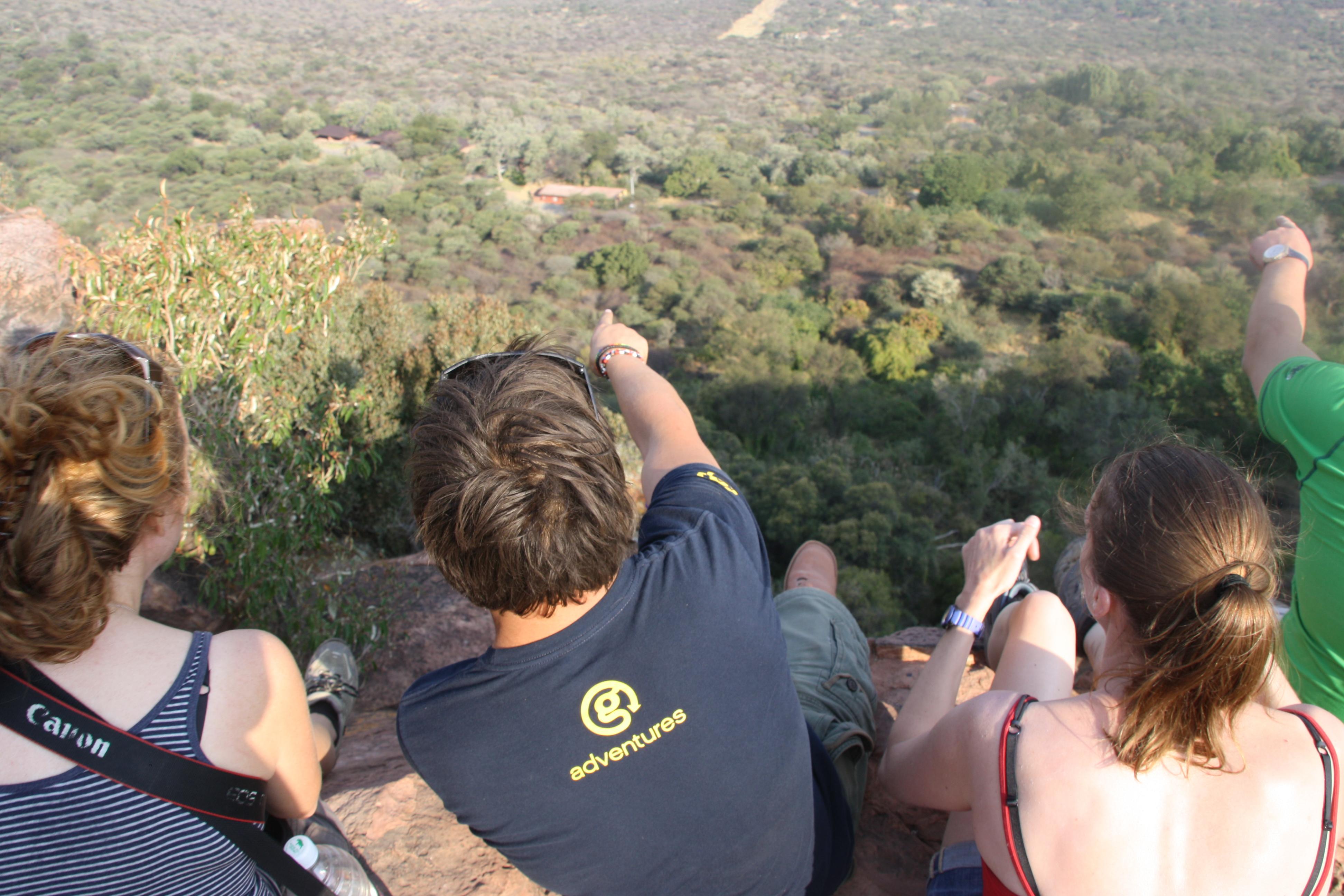 Aussicht Waterberg Namibia G Adventures