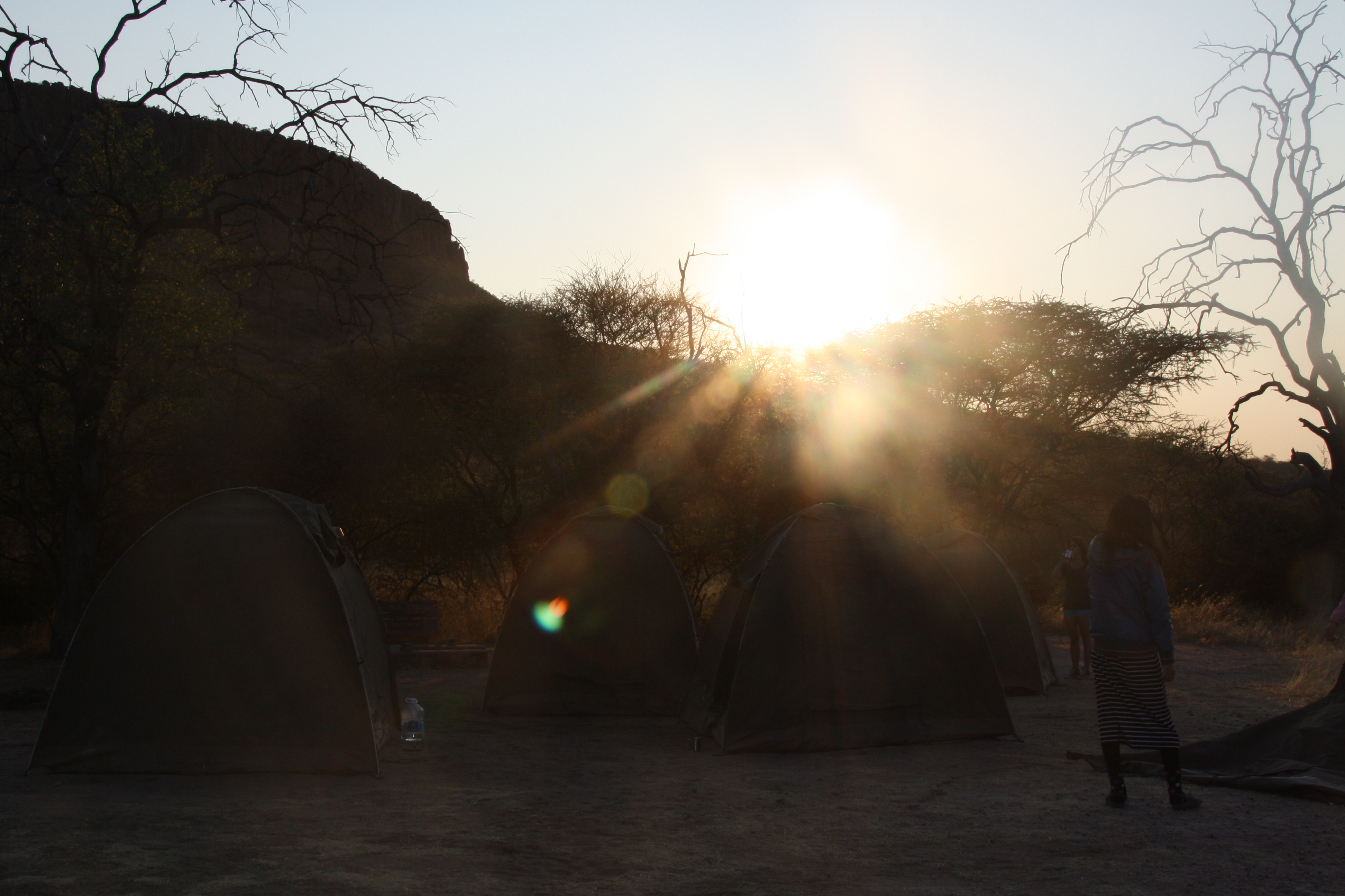 Camp Waterberg Namibia G Adventures