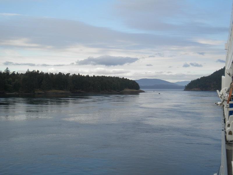 Berge oder Meer Kanada