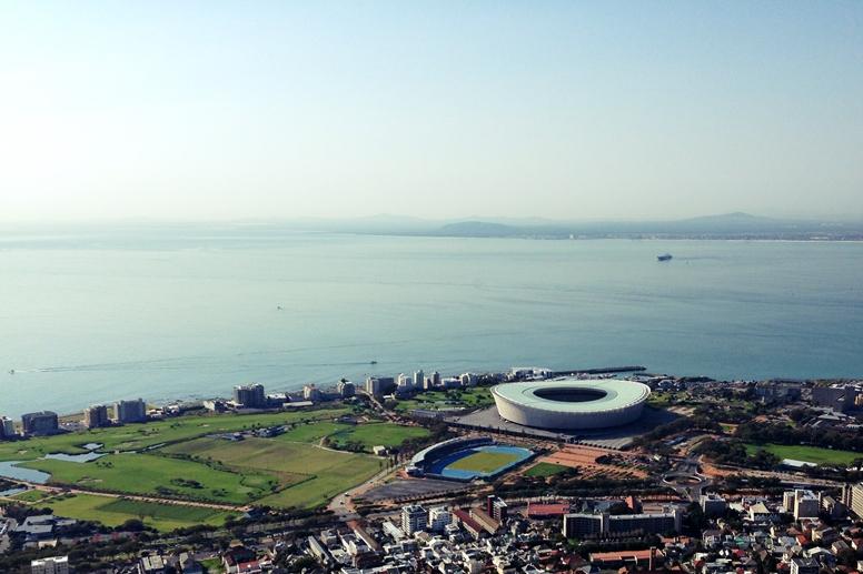 Kapstadts Fußballstadion