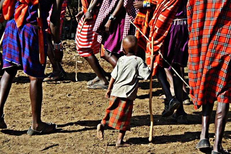 Wie ich fast einen Massai-Krieger heiratete