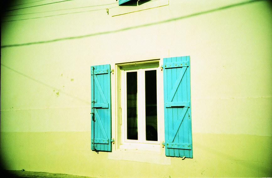 Fensterläden Frankreich