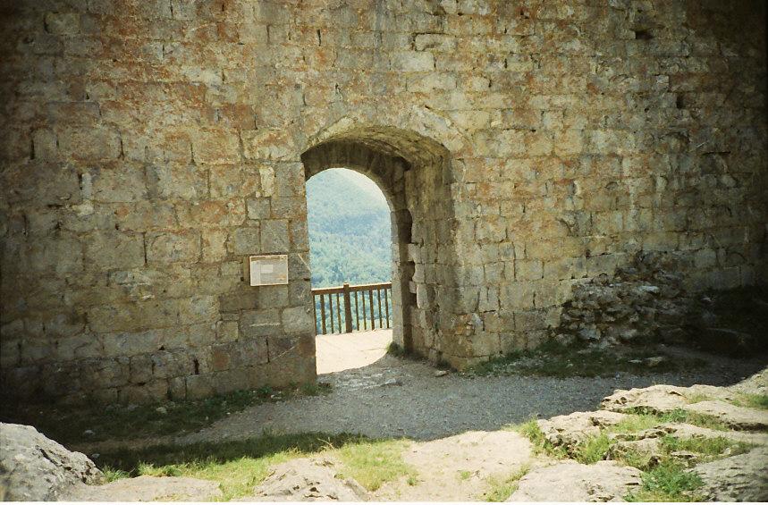 Pyrenäen Montsegur
