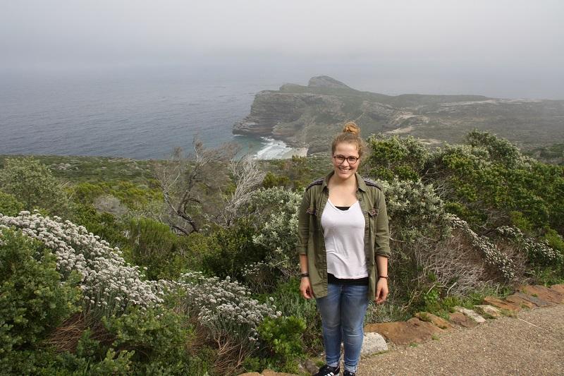Lieschenradieschen am Cape Point Südafrika