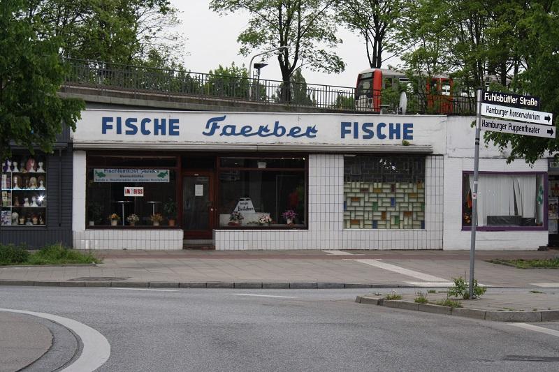Fischbude Hamburg