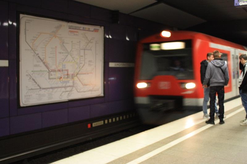 U-Bahn Hamburg