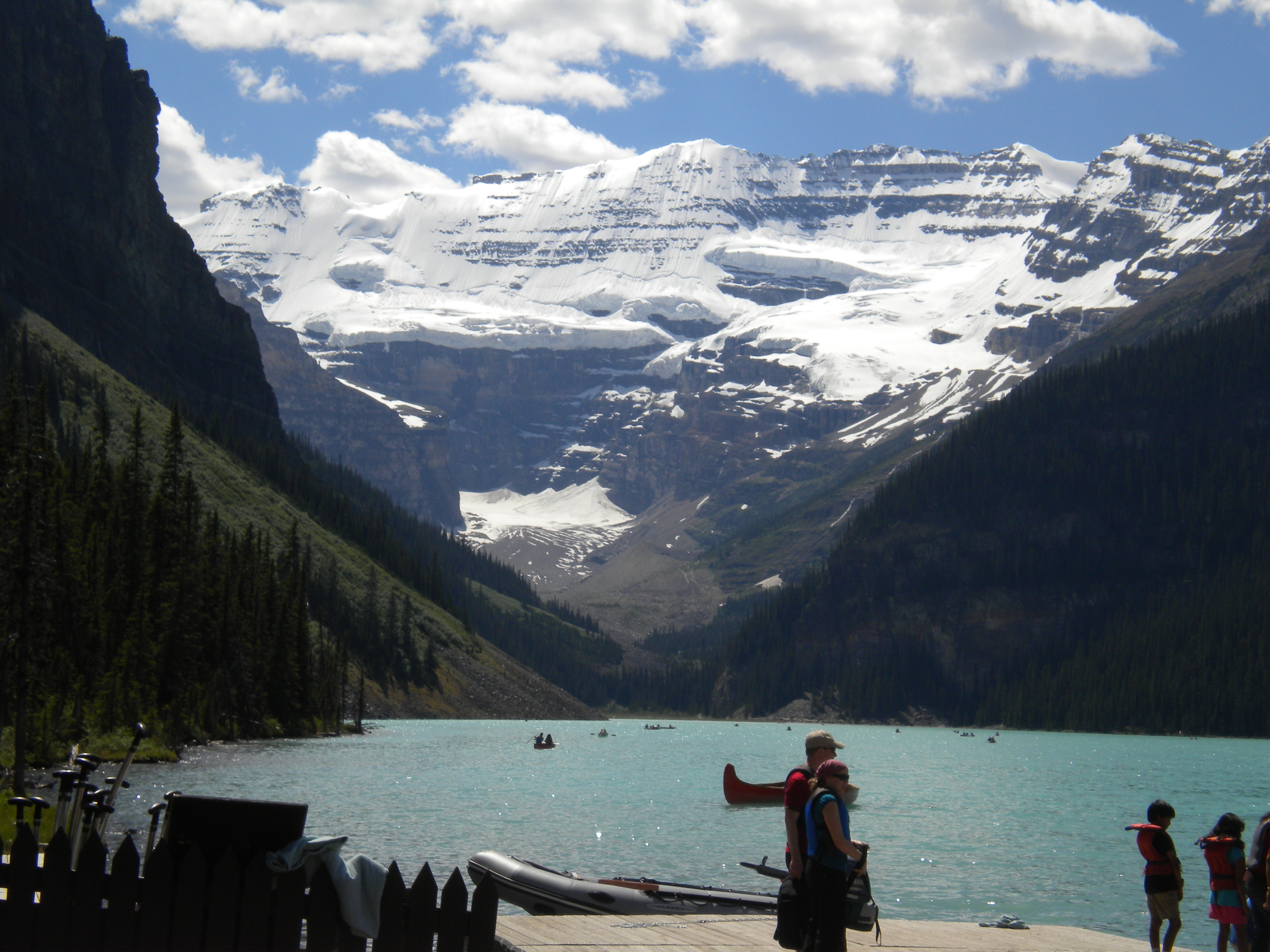 Lake Louise Kanada