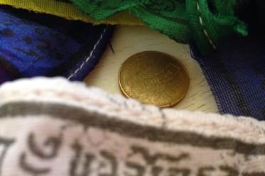 Nepalesische Münze