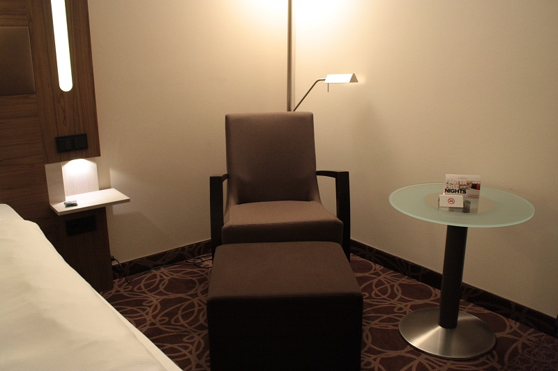 Comfort Sessel im Park Inn by Radisson Köln City-West