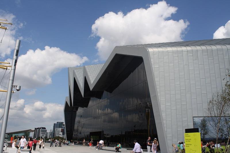 Museeum in Glasgow