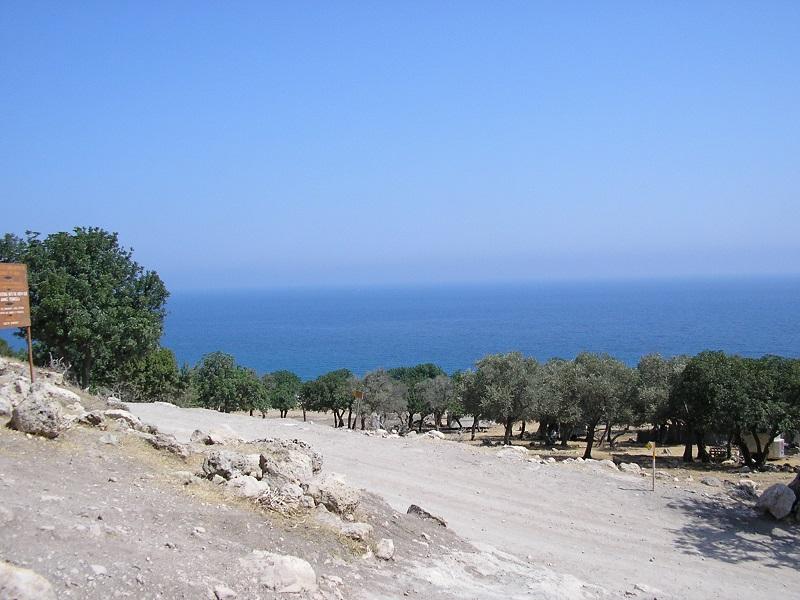 Meerblick Zypern