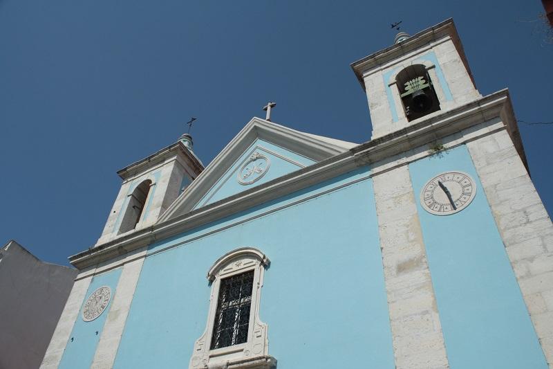 Kirche Almada