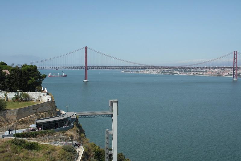 Brücke Lissabon