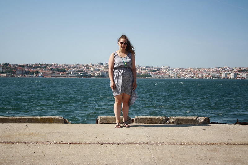 Lieschenradieschen, Lynn Benda, Lissabon Skyline
