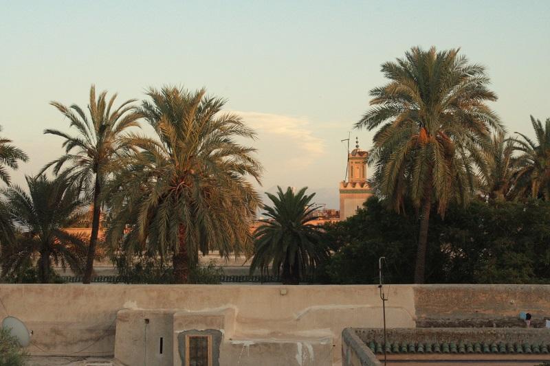 Marrakech Moschee
