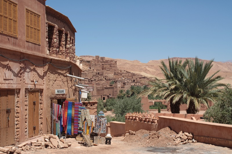 Ait Benhaddou, Marokko, Game of Thrones