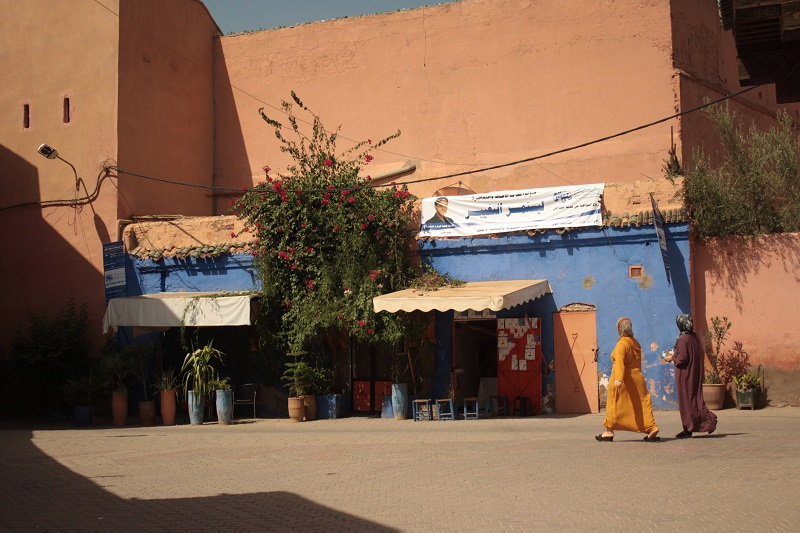 Koranschule, Marrakech, Marokko