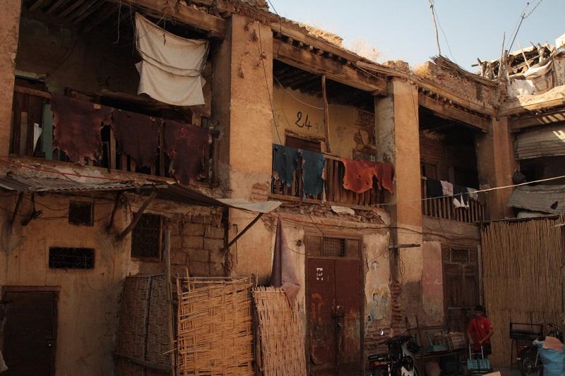 Gerbereien Marrakech