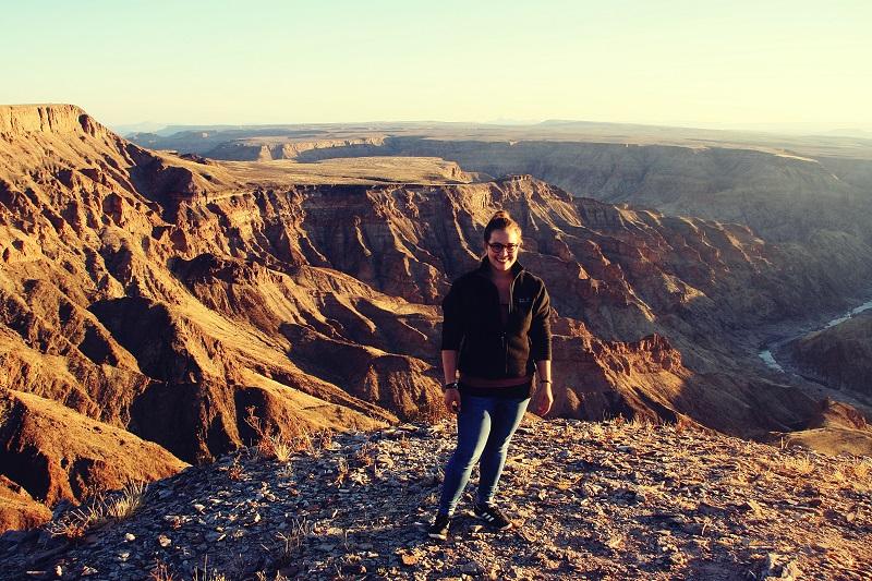 Fishriver Canyon, Namibia