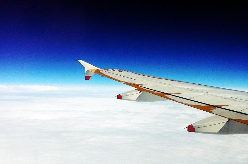 Iberia, Flugzeug, Unterwegs