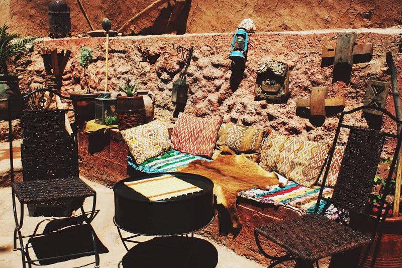 Aiit Ben Haddou, Marokko, Zagora