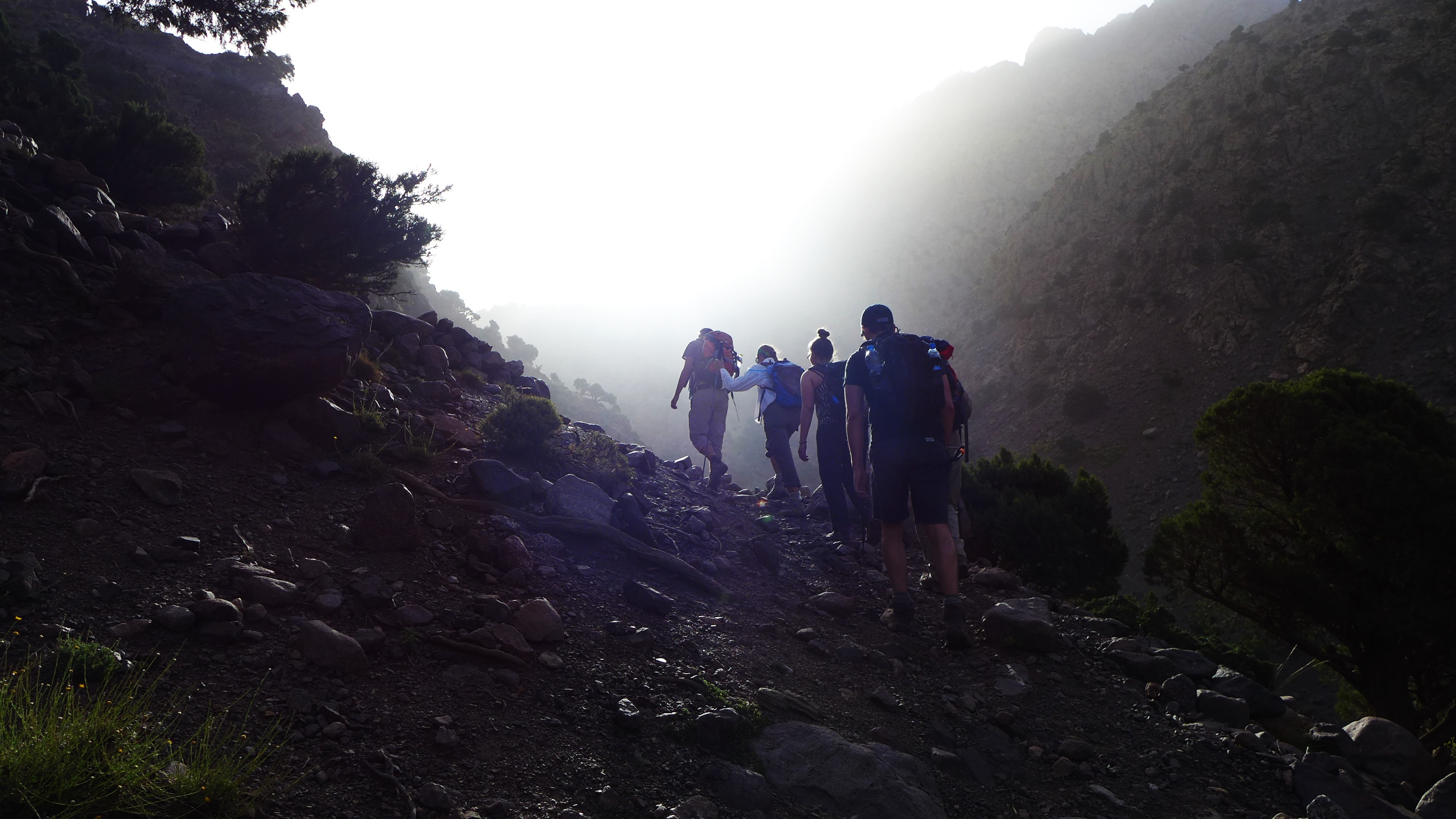 Toubkal, Abenteuer, Gadventures
