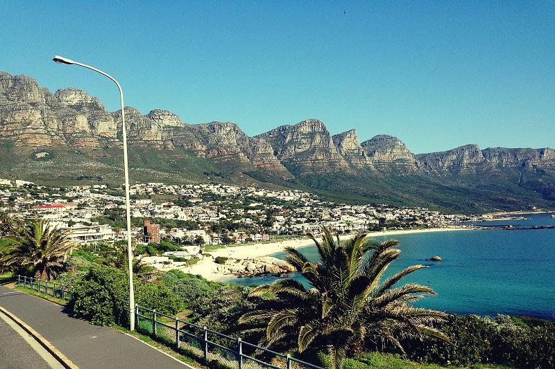 Kapstadt, Hafenstädte