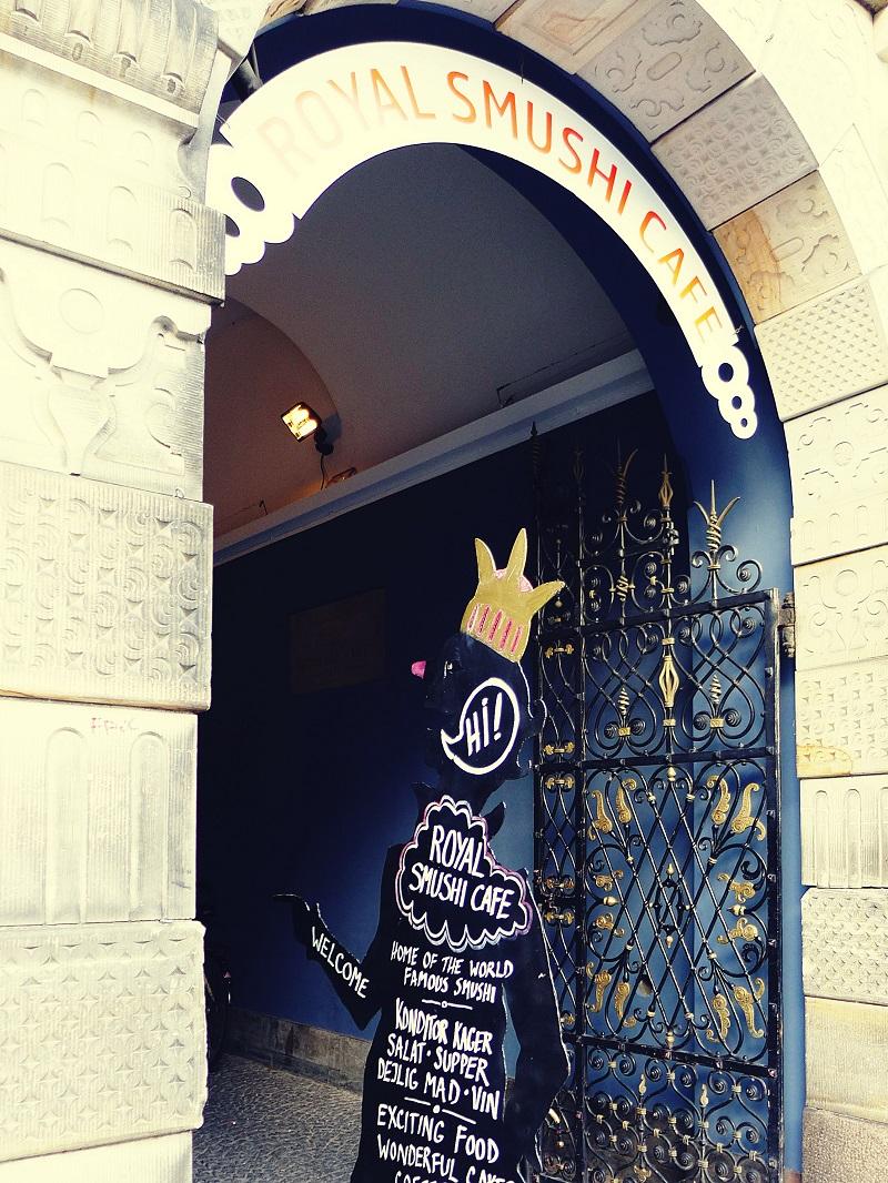 Royal Smushi Cafe Kopenhagen