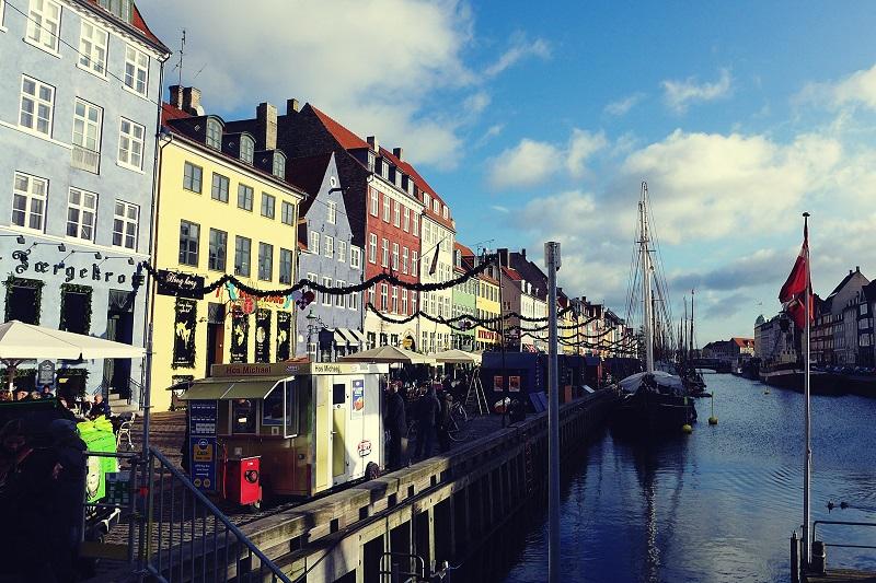 Kopenhagen, Hafenstädte