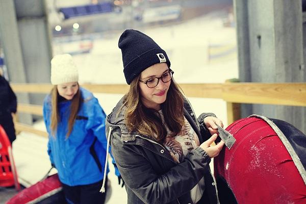 ASUS, #asusevent, Ein Tag im Schnee