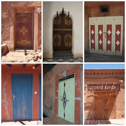 Marokkos Türen