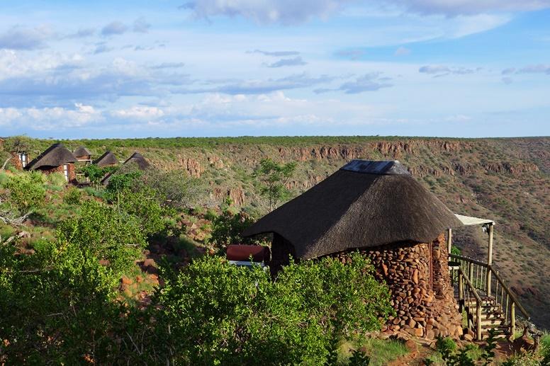 Grootberg Lodge in Namibia
