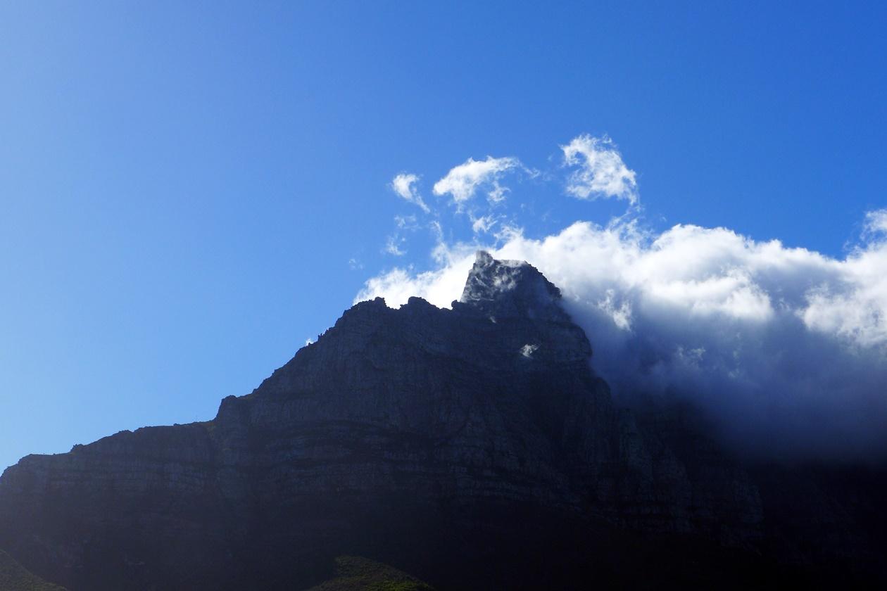 Berge rund um Kapstadt