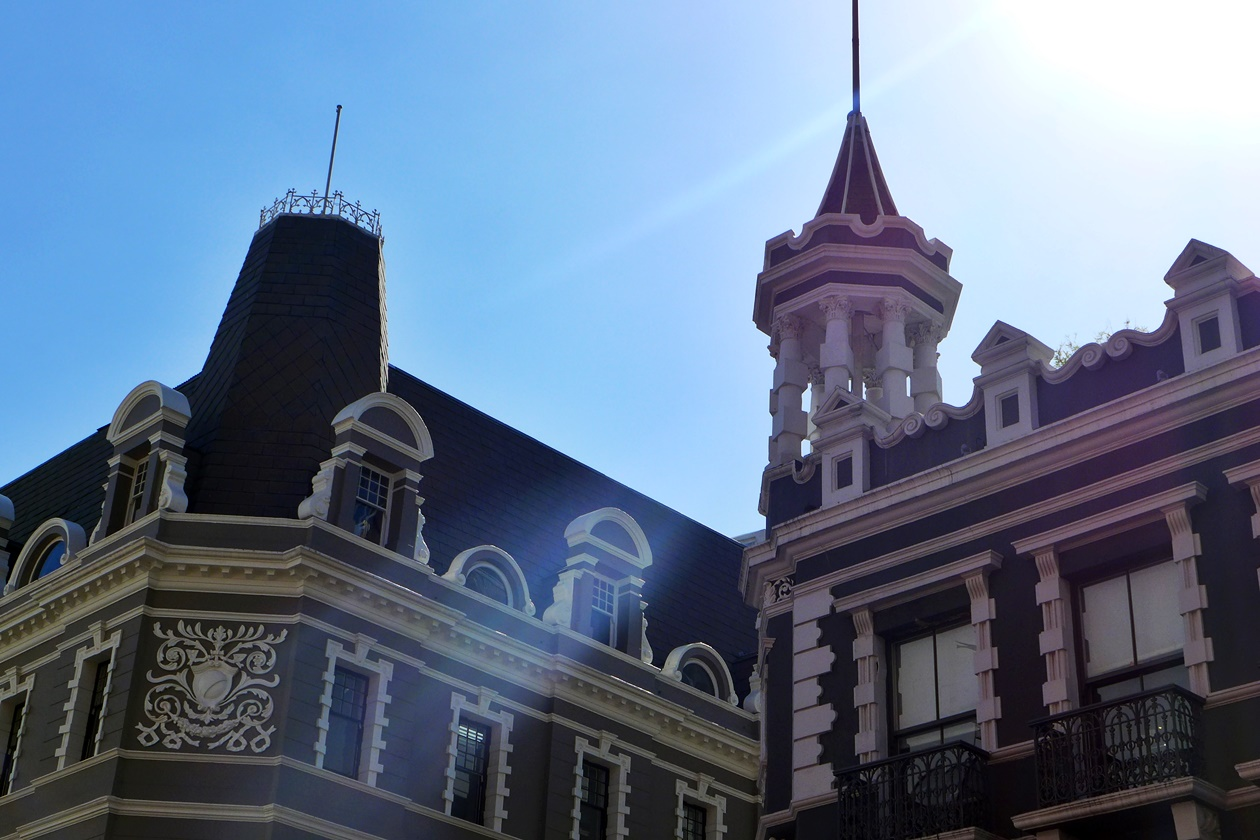 Kloofstreet in Kapstadt