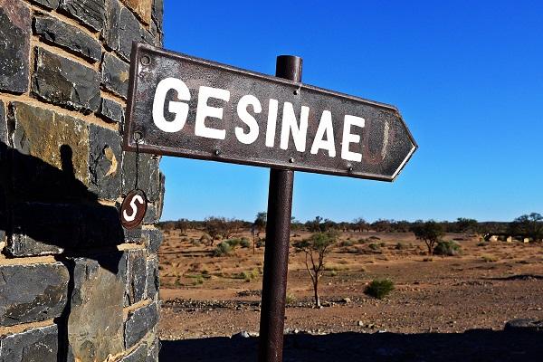 Namibia - Alte Kalköfen Lodge (1)