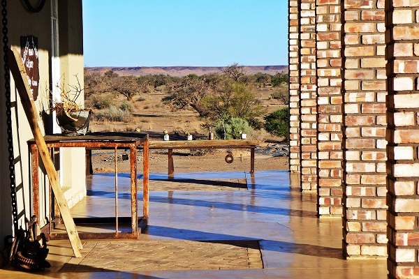 Namibia - Alte Kalköfen Lodge (7)