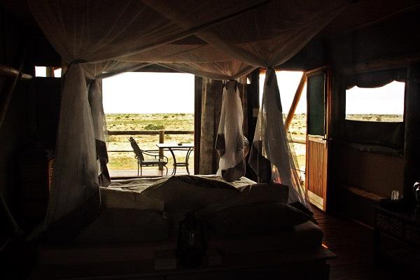 Namibia - Teufelskrallen Tented Lodge (1)