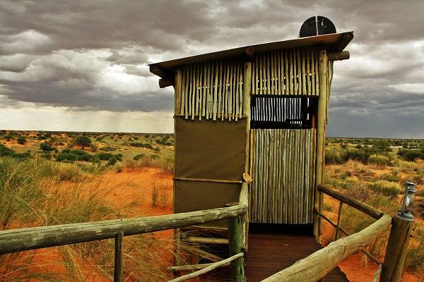 Namibia - Teufelskrallen Tented Lodge (2)