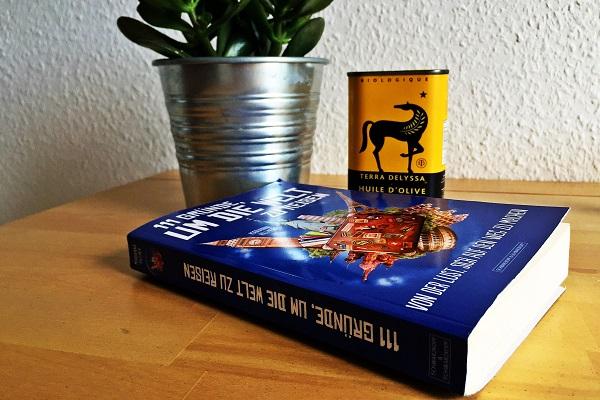 Cover des Buches 111 Gründe, um die Welt zu reisen