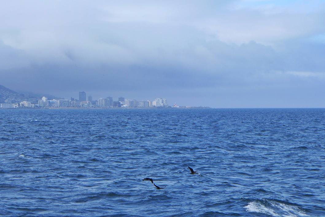 Überfahrt Robben Island
