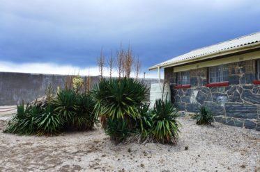 Gebäude auf Robben Island