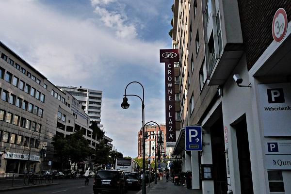 36 Stunden in Berlin - Das Hotel (9)