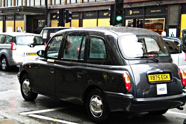 Taxis im Ausland