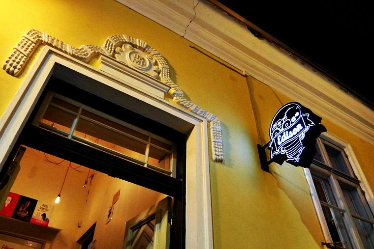 Edison Bar in Tartu in Estland