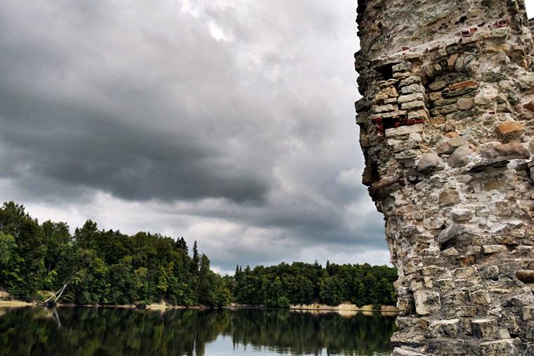 Koknese-Burgruine-Lettland