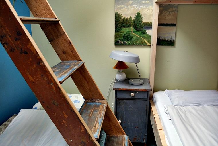 Looming Hostel Einrichtung in Tartu